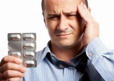 Обезболивающие таблетки от головной боли