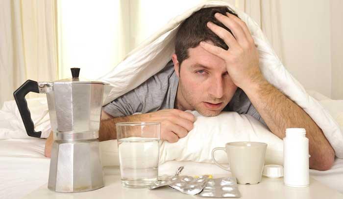 сколько может болеть голова