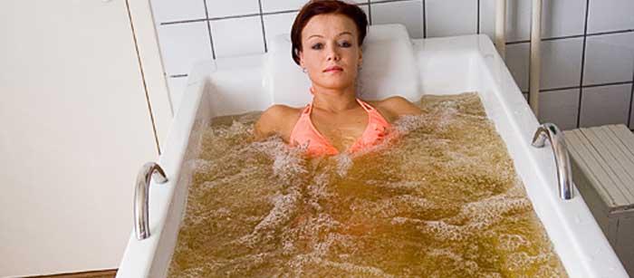 Горчичная ванночка