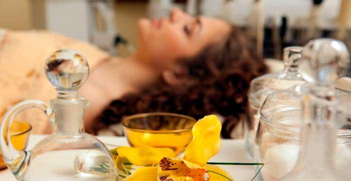 ароматерапия от головной боли