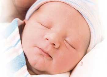 Киста головы у новорожденного. УЗИ головы