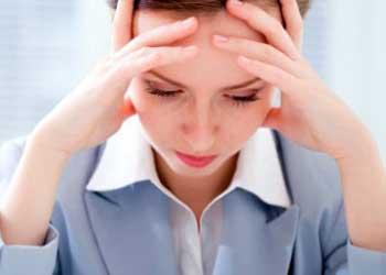 Головокружение и его причины у женщин при нормальном давлении