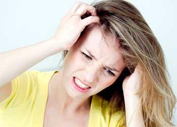 Печет голову изнутри макушку давление в норме