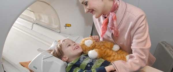МРТ у ребенка