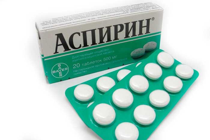 Помогает ли аспирин от головной боли