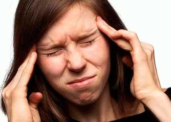 Причины пульсирующей боли в висках