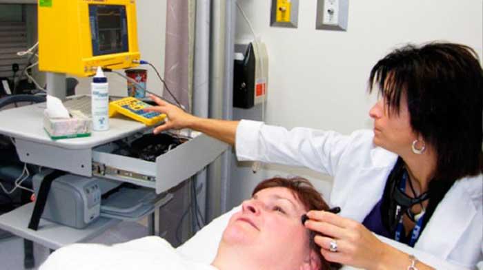 Диагностика сосудов головы и шеи