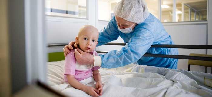 лучевая терапия у детей