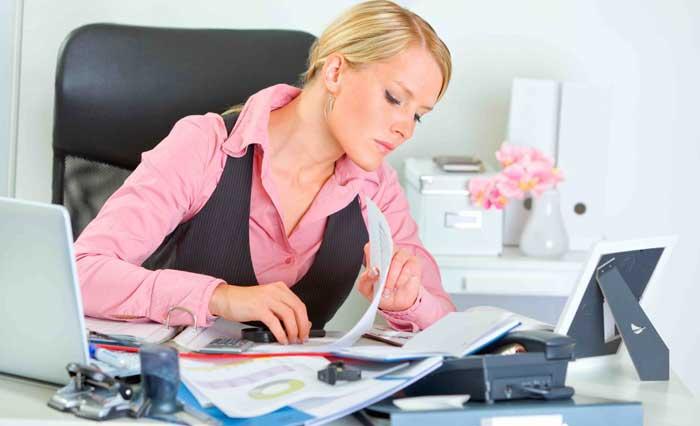 деловая бизнес леди