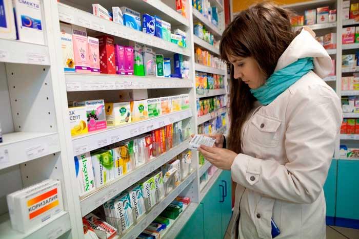 покупаем таблетки в аптеке
