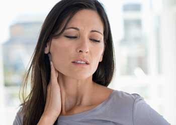 Что делать если продуло шею и болит шея