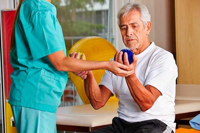 Терапия после инсульта