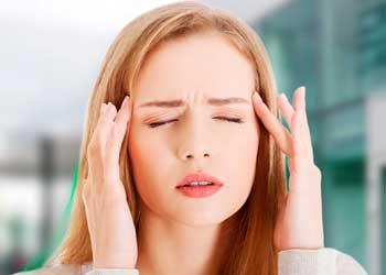 Болит голова приступами