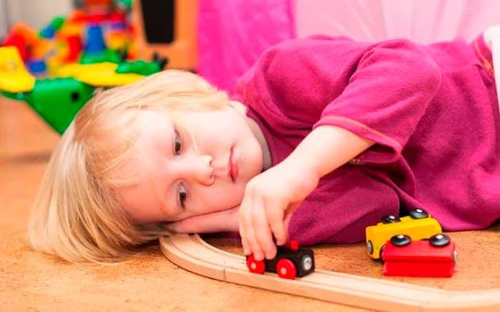 депрессивное состояние у ребенка