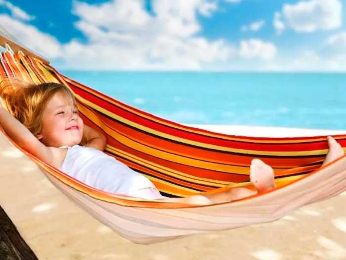 полноценный отдых для ребенка