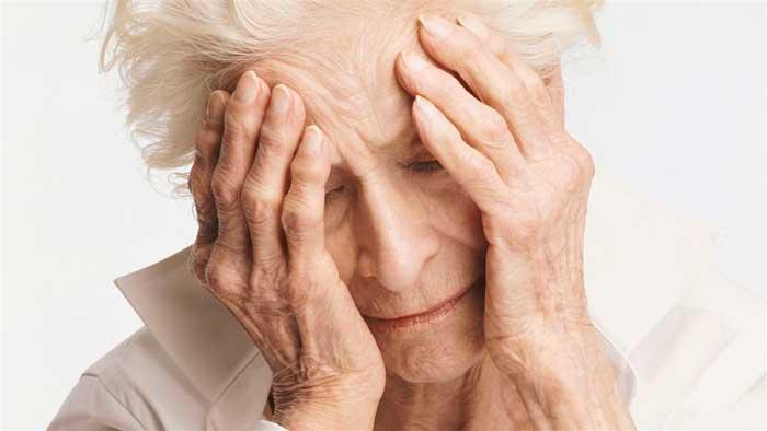 депрессивное состояние у пожилых