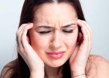 Боль в висках и тошнота какое давление