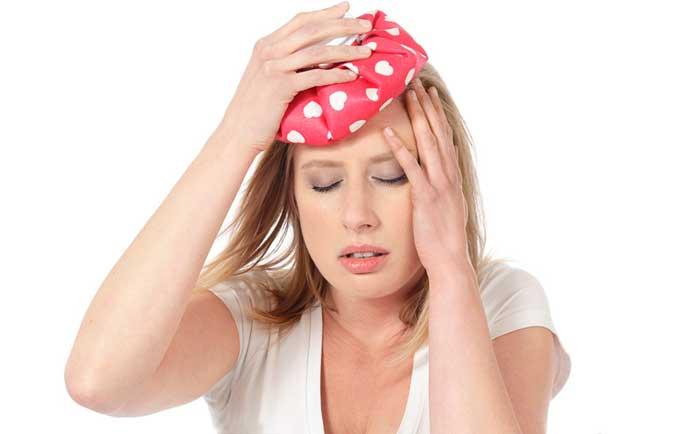 сколько длится мигрень