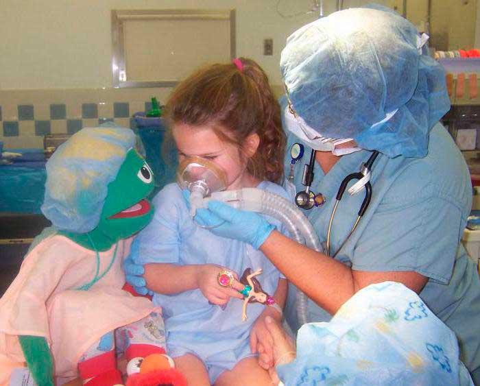 Проведение процедуры МРТ детям