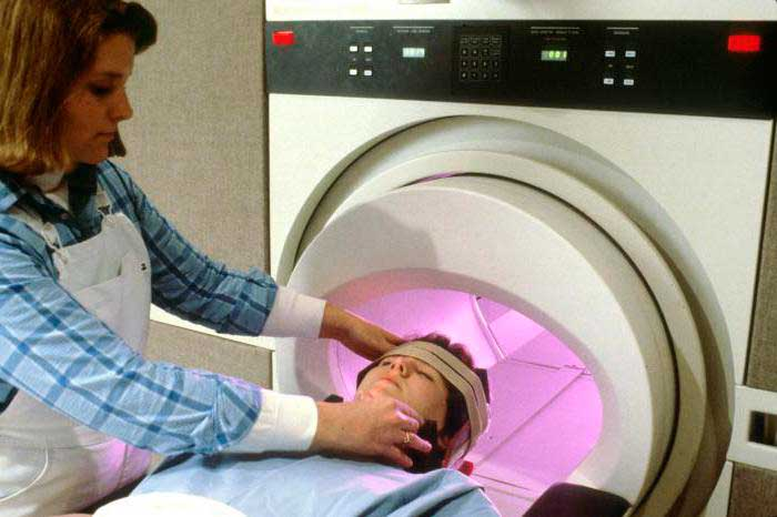 Процедура обследования МРТ головного мозга