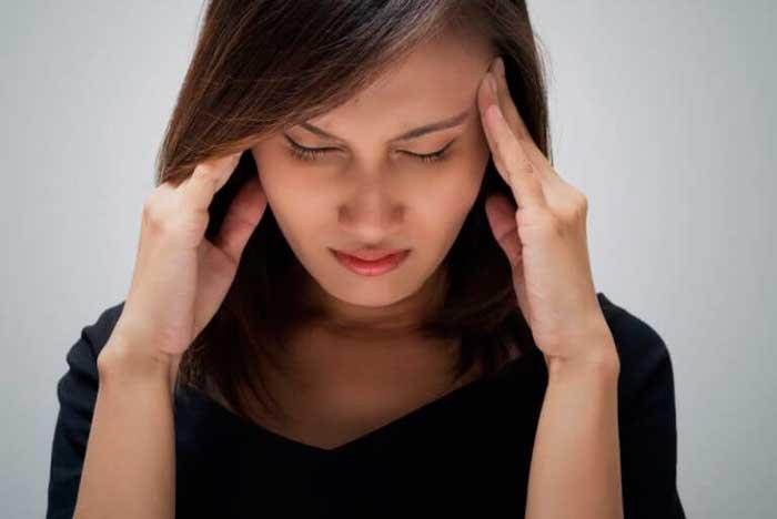головокружение при запрокидывании головы назад