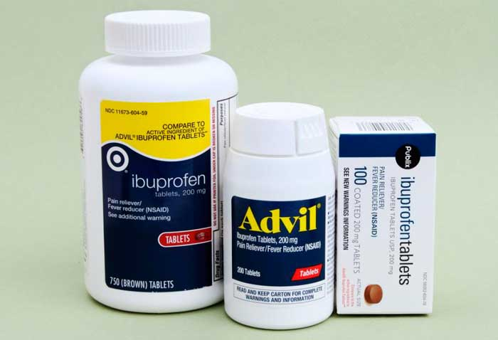 адвил, ибупрофен