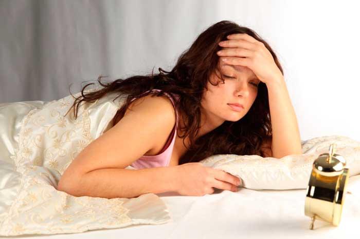 Сильные головные боли ночью и утром