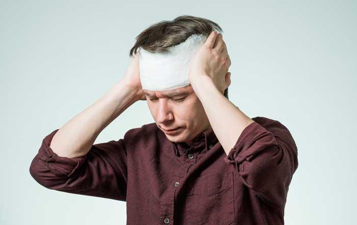 тошнота после травмы головы
