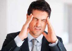 Признаки мигрени у мужчин и эффективное лечение