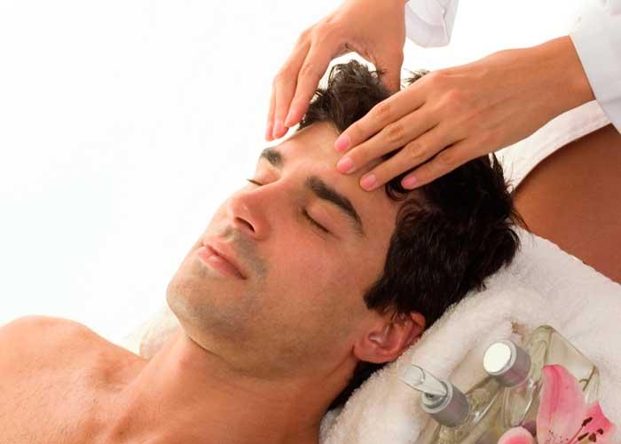 массаж от мигрени мужчине