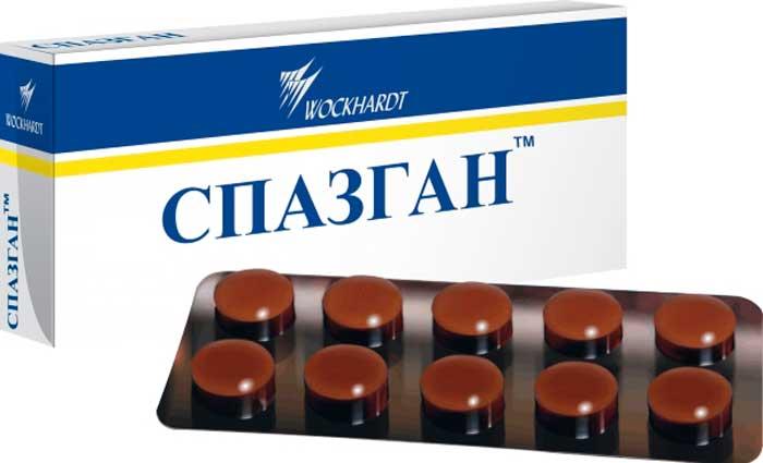 Спазган при головных болях: инструкция по применению