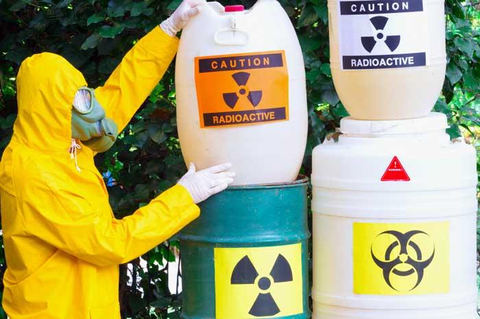 опасные химические вещества