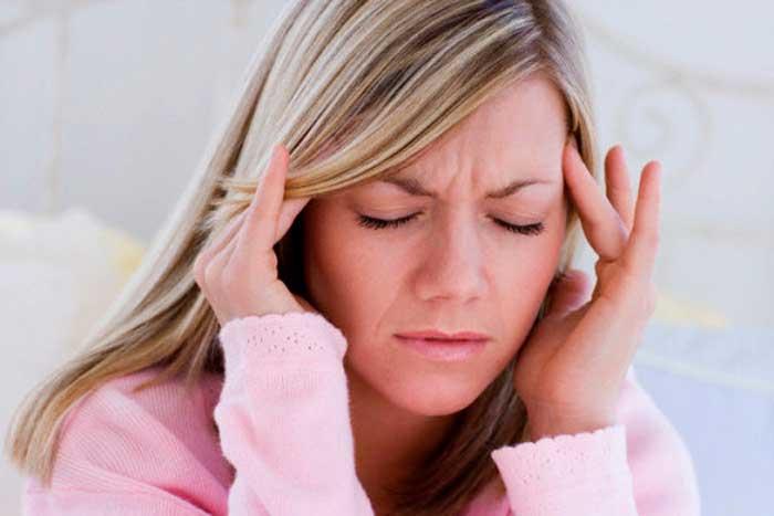 Головная боль как признак беременности