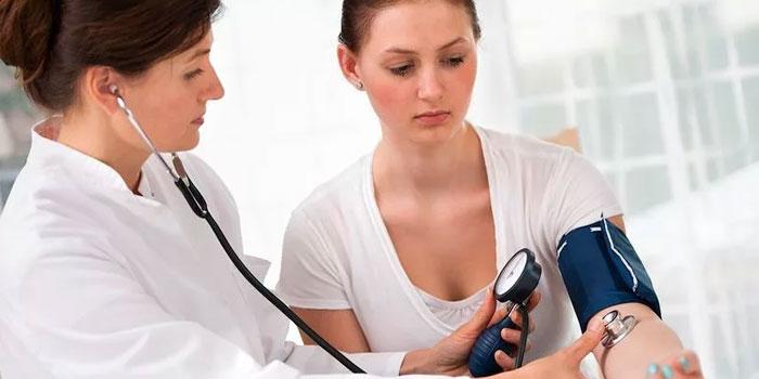 Перепады кровяного давления