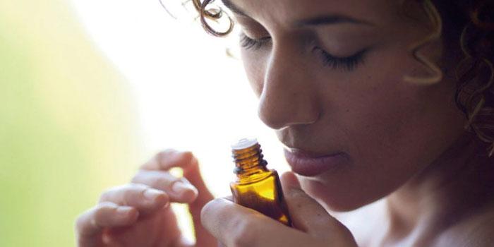 вдыхать Ароматические масла
