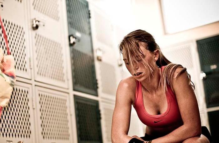дефицит кислорода во время тренеровки