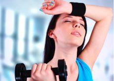 Причины головокружения во время тренировки
